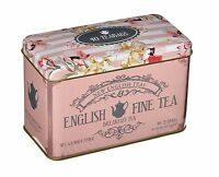 Nuovo English Tè Colazione Tè 40 Bustine Tè In ,memorabilia, Rosa Cadillac - cadillac - ebay.it
