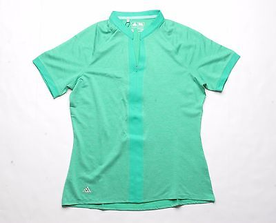 Adidas Mujer Ss Polo (S) AF2799 Verde
