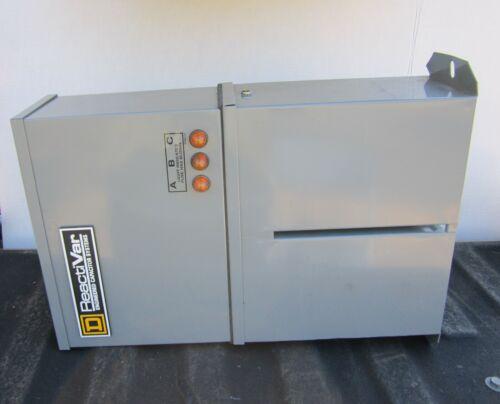 Square D NIB 27.5 Kvar Power Factor Capacitor Fused 480V 3Ph PFCD4027F