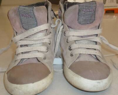 Geox girls shoes size 12