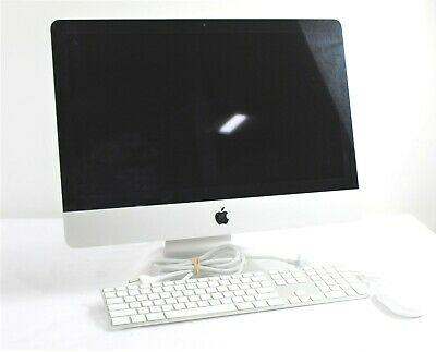"Apple iMac A1418 2013 21.5"" i5-4570S 2.9GHz 8GB RAM 1TB HDD ME087LL/A Catalina"