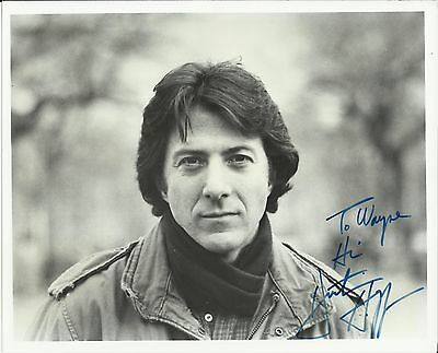 Dustin Hoffman - Original Autographed 8x10 Signed Photo