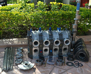 Mazda-4-Rotor-Quad-Rotor-26B-PP-rotary-engine-kit-with-housings-and-rotors-etc