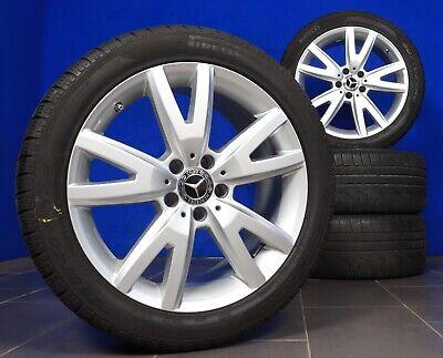 18 Zoll Original Mercedes CLS W218 X218 A2184011202 Winterreifen Winterräder 4