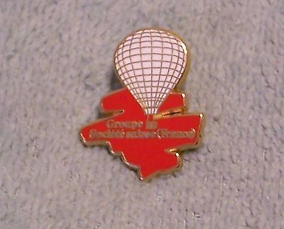 GROUPE SOCLETE SULSSE (FRANCE) BALLOON PIN