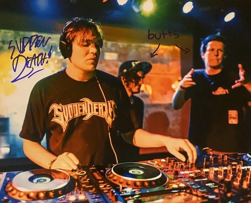 Svdden Death Signed Autographed 8x10 Photo EDM Producer VOYD