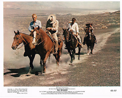 The Reward 1965 8x10 color movie photo #nn