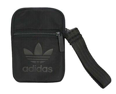 - Adidas Originals Festival Bags Messenger Black Running Bag Cross GYM Sack DV0216
