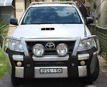 2010 Toyota Hilux Ute Botany Botany Bay Area Preview