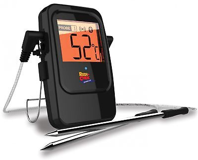 Maverick ET-735 Bluetooth Barbecue Thermometer, schwarz Et Bluetooth