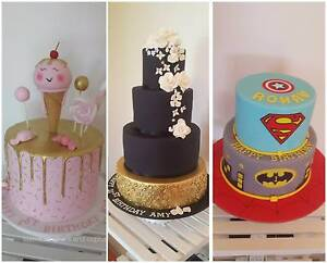 Cakes for All Occasions : Weddings, Birthday, Baby shower, etc Golden Grove Tea Tree Gully Area Preview