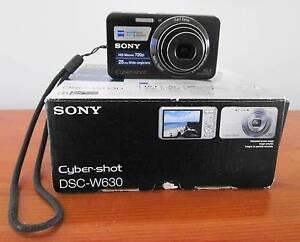 SONY CYBER-SHOT DSC-W630 COMPACT DIGITAL CAMERA Umina Beach Gosford Area Preview