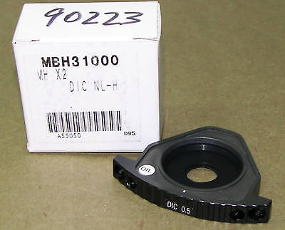 Nikon Dic High Na Tmd Microscope Condenser Module Oil