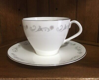 Royal Worcester Bridal Lace Tea Cup And Saucer Bridal Lace Saucer