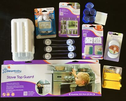 Child home safety items