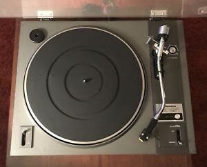 PIONEER Turntable PL-115D Record Player WORKS PERFECT