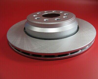 Maserati Ghibli Quattroporte rear brake disc rotor smooth Premium Quality