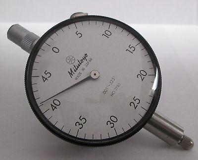 Mitutoyo Dial Indicator 2780 .125