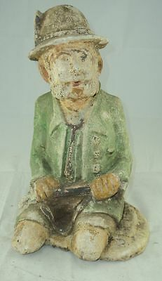 Keramik Figur evtl. Gartenfigur