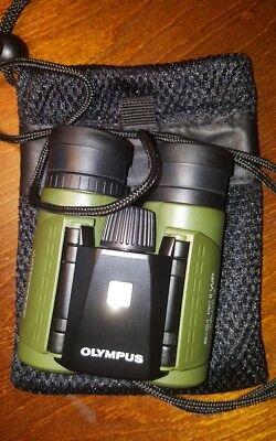 Бинокли и монокуляры OLYMPUS WP Green