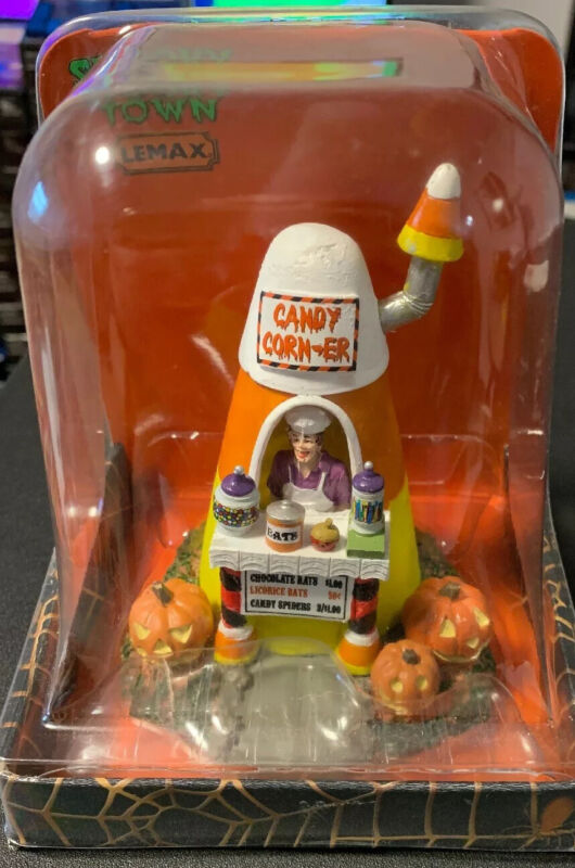 NEW Lemax Spooky Town Collection Creepy Confections Halloween Decor Gift 83349