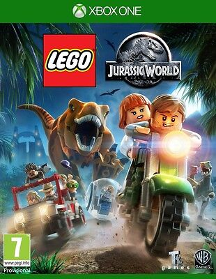 LEGO Jurassic World | Xbox One New