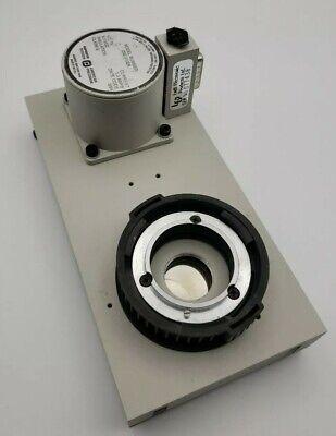 Ludl Microscope 6 Position Fluorescence Filter Holder 23e-6102a American Precisi