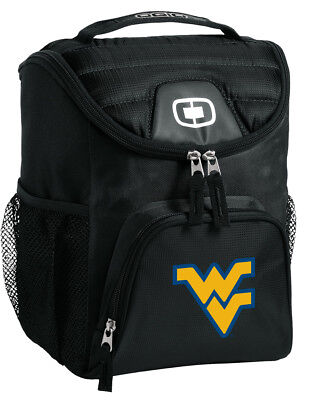 West Virginia Lunch Bag OUR BEST WVU LUNCH COOLER Insulated Bags Lunchboxes