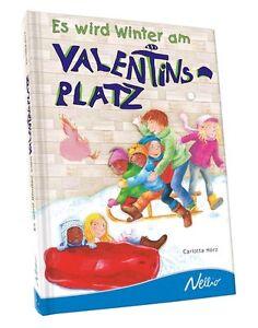 Carlotta Hörz / Es wird Winter am Valentinsplatz 9783942394192 wie neu