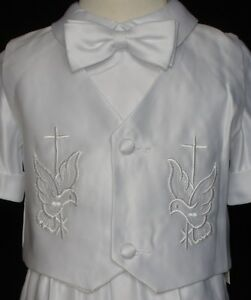 Baby-Boy-Communion-Christening-Baptism-Outfit-Suit-size-XS-XL-2T-4T-0M-36M