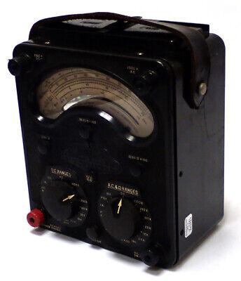 Universal Avometer Model 8 Multimeter 13574-3.a Tested