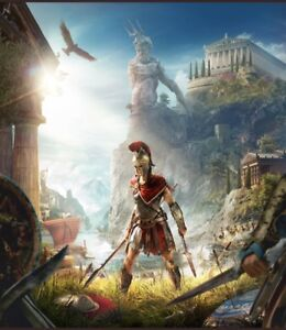 Assassin's Creed Odyssey Spartan or Pantheon Edition