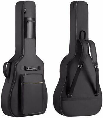 CAHAYA Housse toute Guitare en Nylon Oxford Etui Etanche 39''40'' 41''