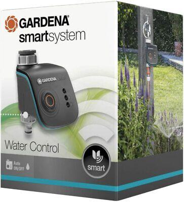 GARDENA Smart Water Control (19031-20), New Boxed