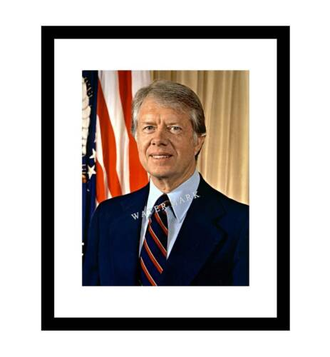 Jimmy Carter 8x10 Photo Print Official Portrait US President