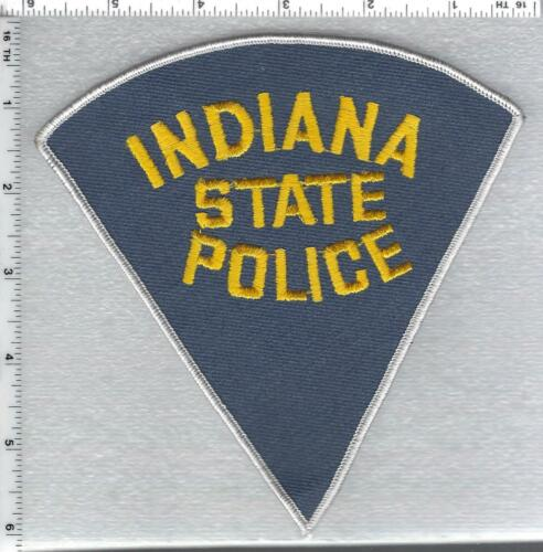 State Police (Indiana) Gray Shoulder Patch 2
