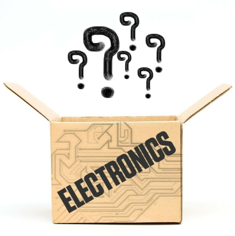 ELECTRONICS LOTBLIND BOX - $100Value - Accessories, gaming, electronics...