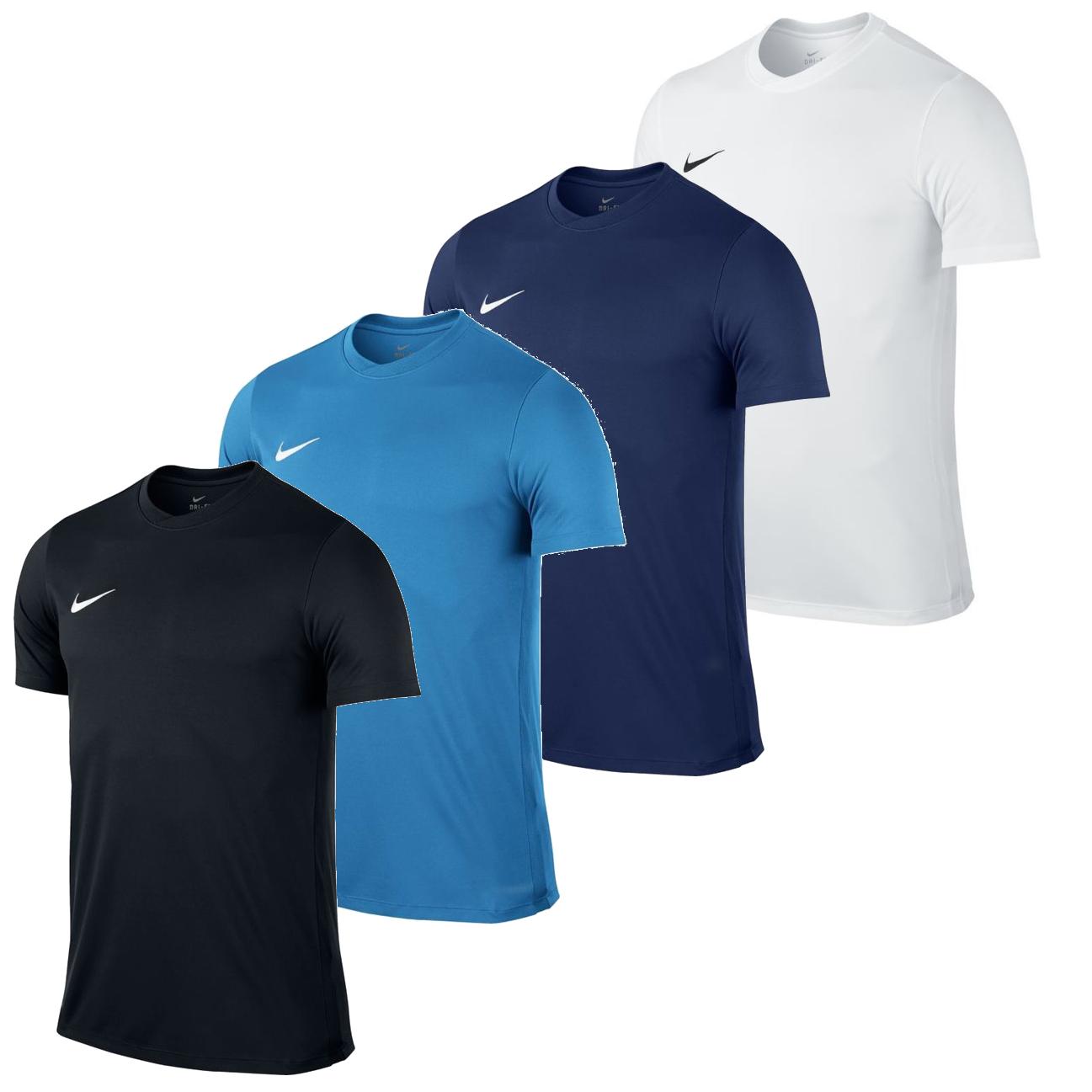 Nike Park VI Dri-FIT Herren Trikot T-Shirt Training Fußball Fitness 725891