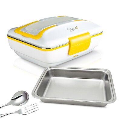 SPICE Amarillo Inox TRIO FLAT Scaldavivande elettrico vaschetta 1 Litro in Accia