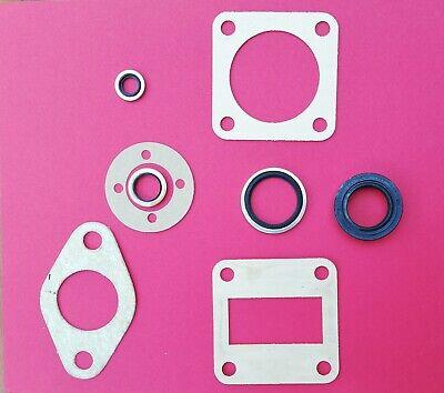 SHORROCK C75 Supercharger seal kit (8 pcs)-NEW