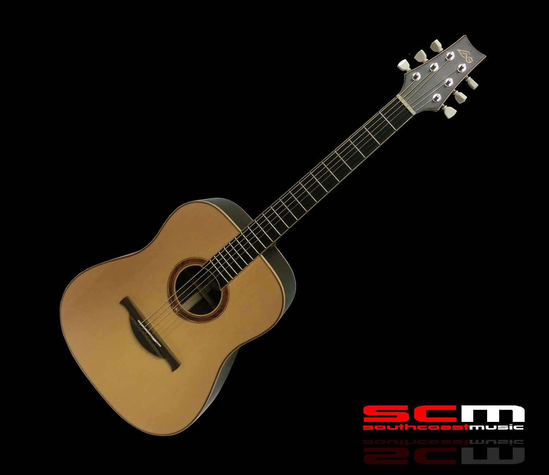 lag winter steel string acoustic guitar on sale brand new full size l4s400d ebay. Black Bedroom Furniture Sets. Home Design Ideas