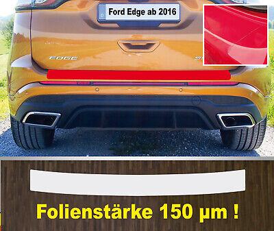 Ladekantenschutz Lackschutzfolie transparent  Ford Edge ab 2016  150 µm