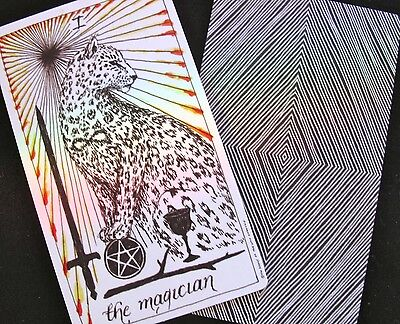 The Wild Unknown tarot single replacement card