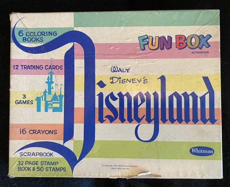 Vintage Disneyland WDP Walt Disney