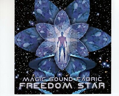 CD	MAGIC SOUND FABRIC	freedom star	EX	 (R2387)