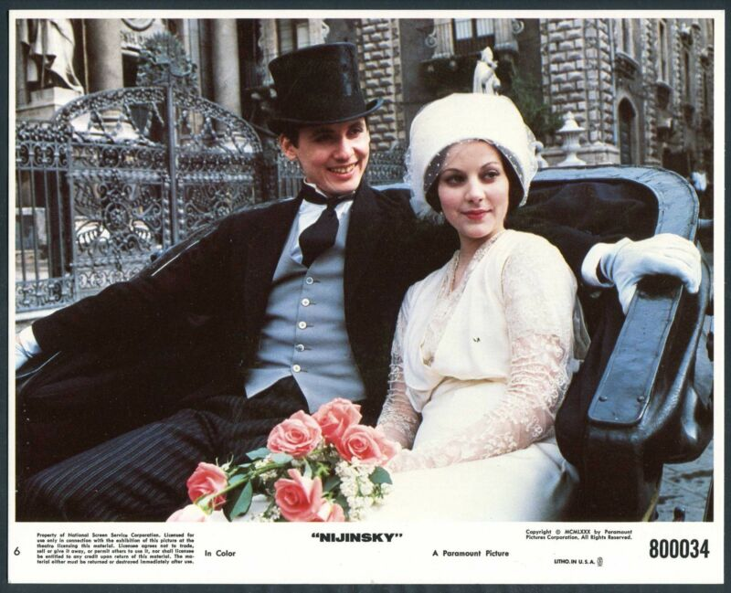 GEORGE DE LA PENA LESLIE BROWNE CARRIAGE Nijinksy '80