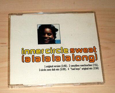 CD Maxi-Single - Inner Circle - Sweat ( a la la la la long