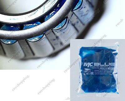 Grease Mc 1510 Blue  80G  Lithium High Temperature Bearing  Analogue Castrol Lmx