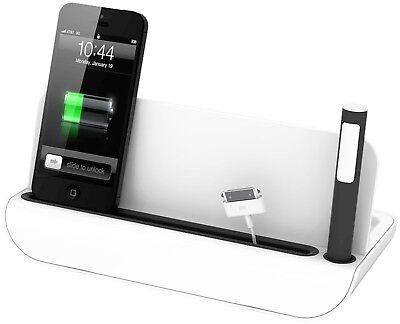 Gumbite™ Docking Station Ladestation Tisch Ständer für Kamera iPad iPhone usw Docking Station Für Iphone
