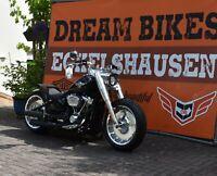 """Harley-Davidson Fat Boy 114 260er """"BLACK DIAMOND"""" by DREAM BIKES! Hessen - Biedenkopf Vorschau"""